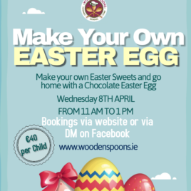 Create your own Easter Egg