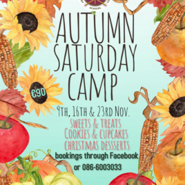 Autumn Cookery Camp