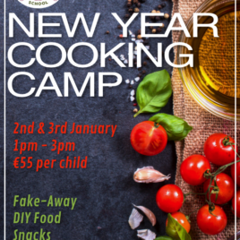 New Year Cooking Camp