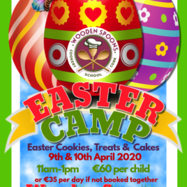 Easter Cookery Camp 2020