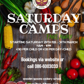 Saturday Camps Feb – March 2020