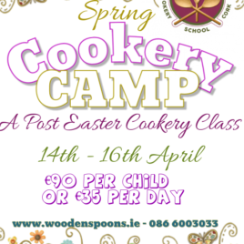 Spring Cookery Camp 2020